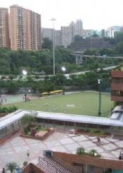香港理工大学院校风光(二)
