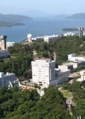 香港中文大学院校风光(四)
