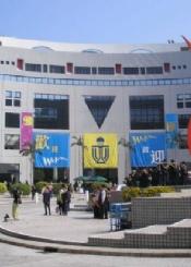 香港科技大学院校风光(二)