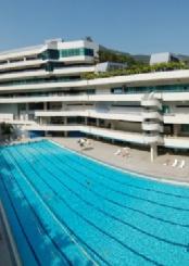 香港城市大学院校风光(三)