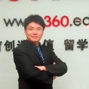 留学360首席留学顾问 饶开浪老师