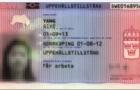 瑞典留学签证