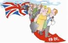 移民英国注意事项