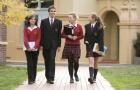 英国留学生活英伦风校服