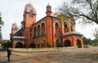 印度马德拉斯大学官网