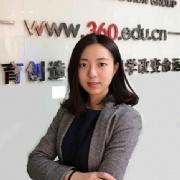 留学360首席留学顾问 单静云老师