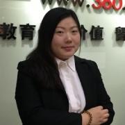 留学360首席留学顾问 翟青老师