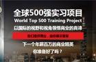 全球500强实习项目 以国际的视野和视角领悟商业的真谛