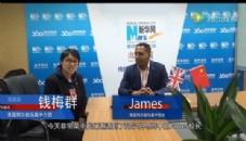 互联网留学第一品牌:英国阿尔伯马学院到访留学360上海总部