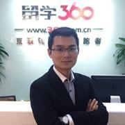 留学360首席留学顾问 忽风龙老师
