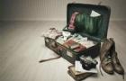 赴芬兰留学的行李