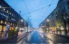 芬兰的城市赫尔辛基