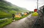 赴挪威留学的行李