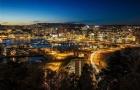 挪威首都奥斯陆的情况