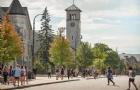 加拿大留学生最多的城市