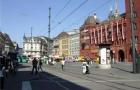 留学瑞士一年多少钱?