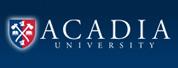 阿卡迪亚大学|Acadia University