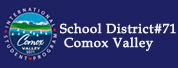 歌摩士谷教育局|School District#71 Comox Valley