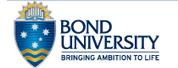 ��´�ѧ|Bond University