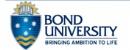 邦德大学|Bond University