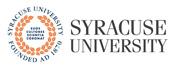 雪城大学(Syracuse University)