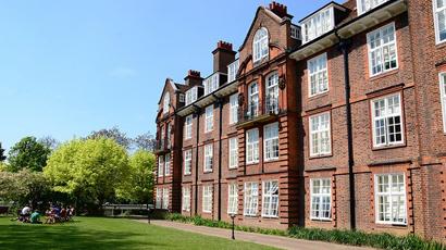 伦敦摄政美国学院