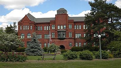伊利诺伊卫斯理大学