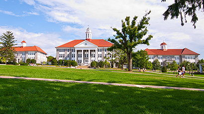 詹姆斯麦迪逊大学