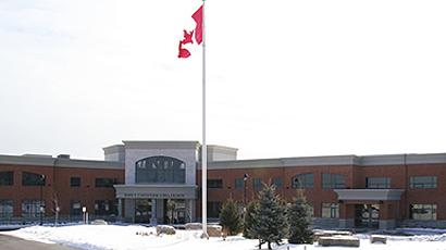 加拿大王子基督高中