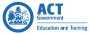 堪培拉政府公立中学(Canberra Government Schools)