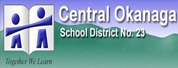 中央奥肯纳根教育局|Central Okanagan School District No.23