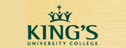 西安大略大学国王学院(Kings University College, UWO)