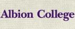阿尔比恩学院|Albion College