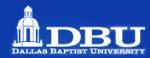 达拉斯浸会大学|Dallas Baptist University