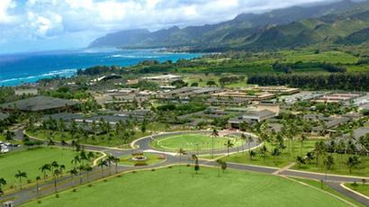 杨百翰大学夏威夷分校