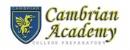堪布瑞学校|Cambrian Academy