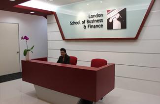 英国伦敦商业金融学院新加坡校区风光