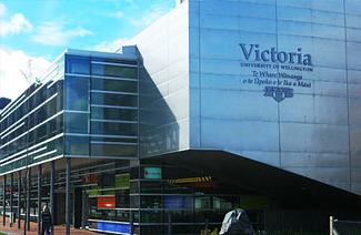 惠灵顿维多利亚大学