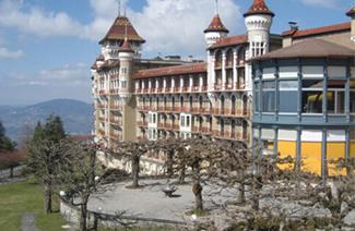 SHMS瑞士酒店管理大学风光