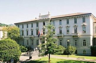 提契诺大学风光