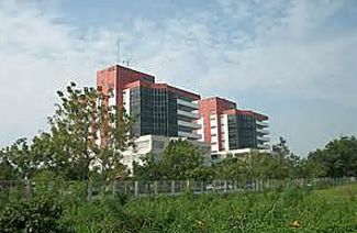 马汉科理工大学风光