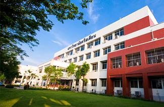 泰国基督教大学风光