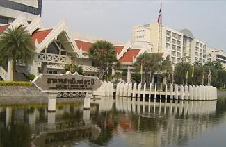 泰国农业大学风光