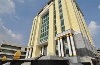 泰国国立发展行政学院风光