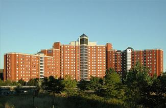 圣邦尼菲斯大学学院风光