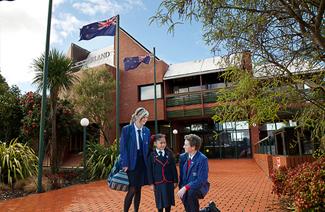 去新西兰继续读高中,H同学获ACG桑德兰中学11 年级录取!
