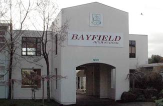 贝菲尔德中学