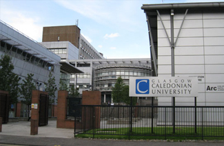 格拉斯哥卡利多尼安大学