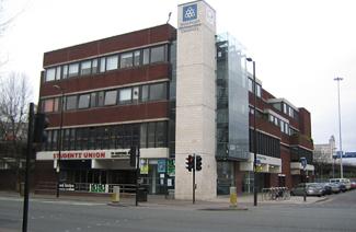 曼彻斯特城市大学