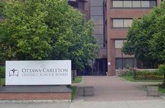 渥太华卡尔顿公立教育局风光